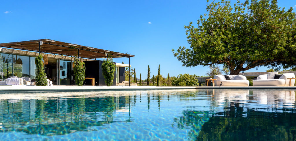 Villa chef ibiza luxury
