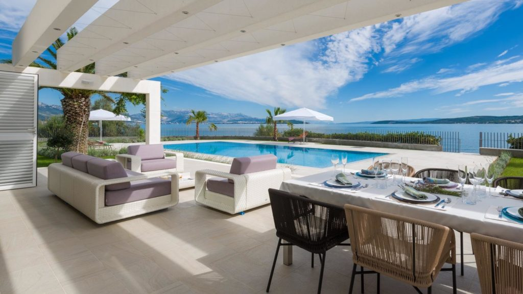 pprivate villa chef saint tropez